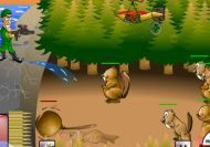 Imagen del juego: Kill Damm Beavers