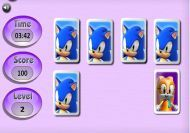 Sonic Memory Match