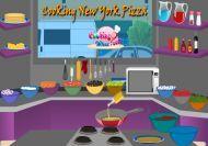 Imagen del juego: Cooking New York Pizza
