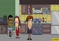 Imagen del juego: Zee and the Alien Machine