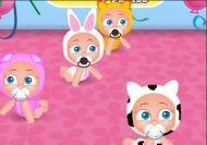 Imagen del juego: Fiesta de los disfraces de los Bebés Barriguitas