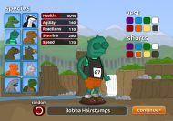 Imagen del juego: Animal Raceway