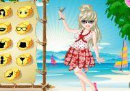Vestirse para las vacaciones en la playa