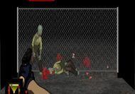 Imagen del juego: Zombie Cage