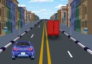 Imagen del juego: Risky Drive