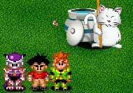 Imagen del juego: La villa de Bola de Dragón Z