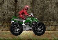 Imagen del juego: Quad Runner