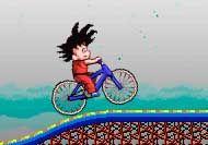 La montaña rusa de Son Goku