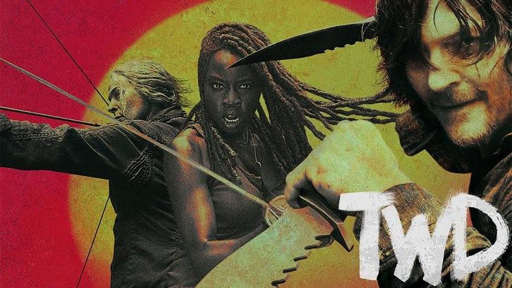The Walking Dead 8x12 Espa&ntildeol Disponible