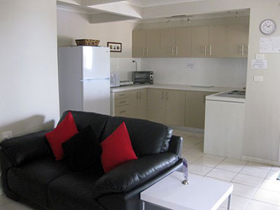 One Bedroom Apartments Whitsunday