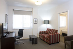 Accommodation near Flemington Race Course