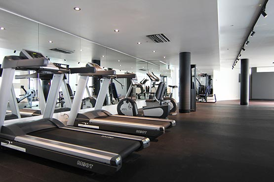 Melbourne Accommodation GYM