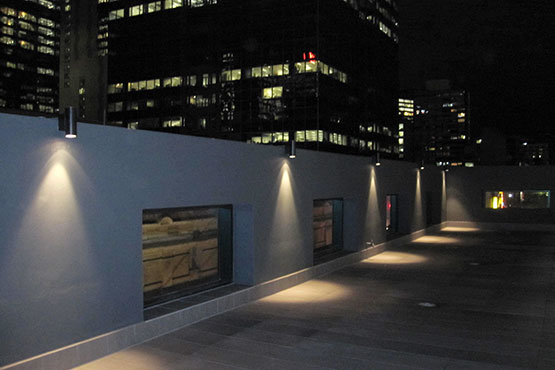 Melbourne Serviced Apartments Outdoor Area