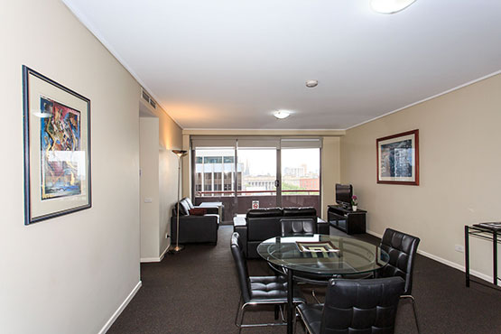 One Bedroom Apartments Melbourne