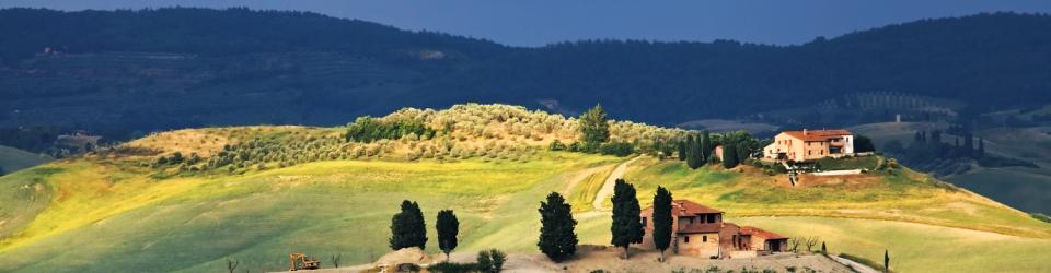 Rome, Tuscany & Cinque