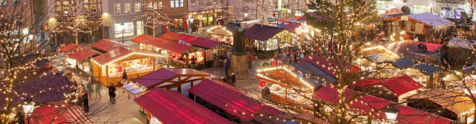 Frankfurt | Germany's Christmas Markets