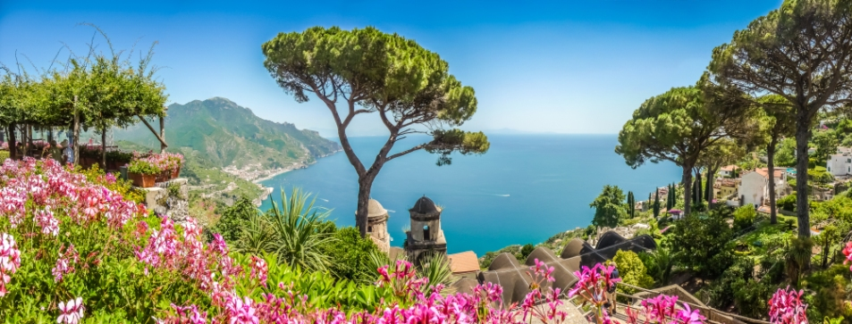Rome & Sorrento Tour