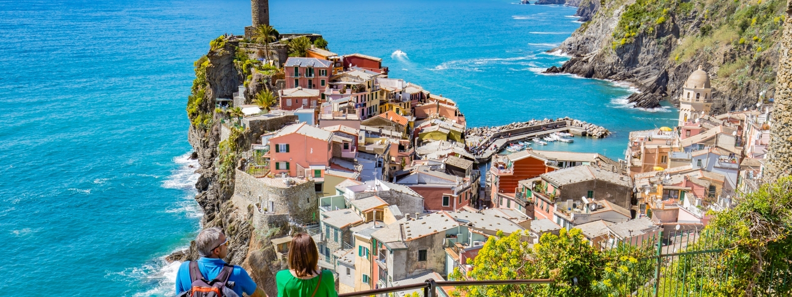 Heart of Italy  & Cinque Terre Small Group Tour