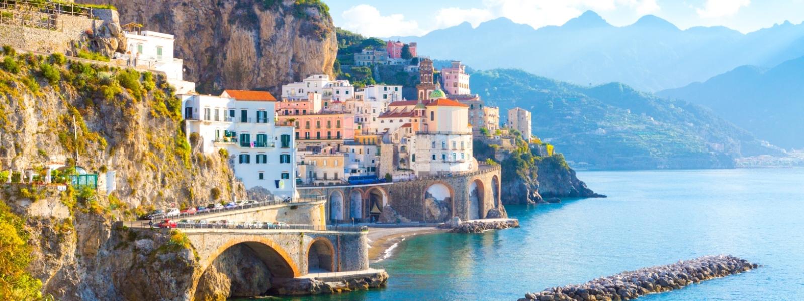 Rome & Amalfi Coast Small Group Tour