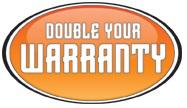 Double Your Warranty Logo