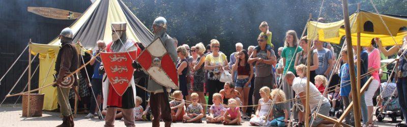 Middeleeuws Weekend Dragonheart 21 en 22 oktober