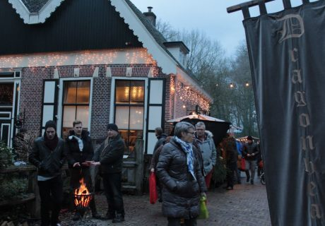 Kerstmarkt Dragonheart 10 december