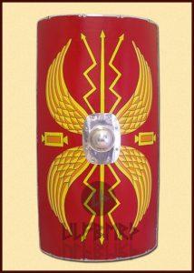 Romeinse schilden en schildknoppen dragonheart for Romeins schild
