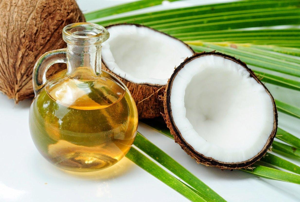 Получить кокосовое масло домашних условиях