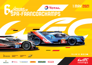 TOTAL 6 Hours of Spa-Francorchamps 2021