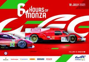 6 Hours of Monza 2021
