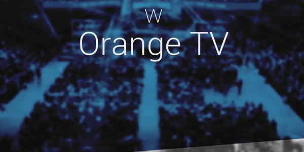 Witamy widzów Orange na kanale 129!