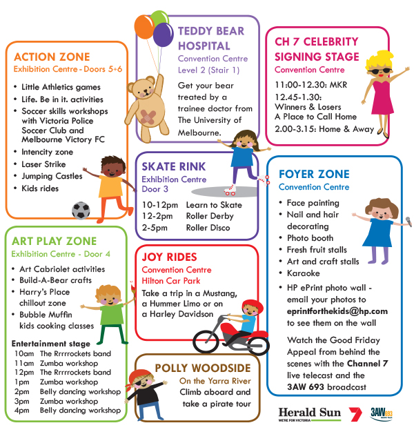 Kids Day Out activities
