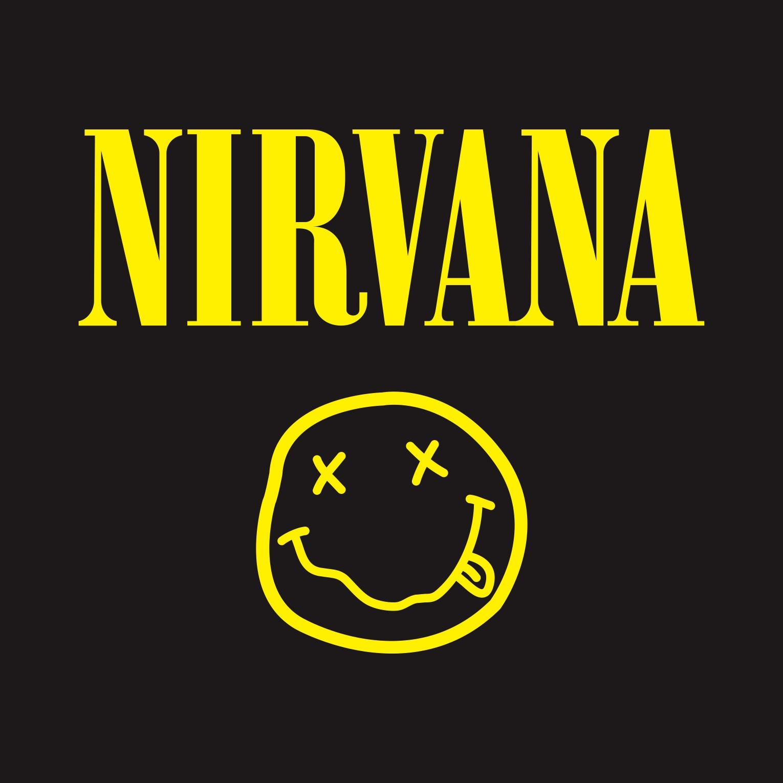 Nirvana надпись