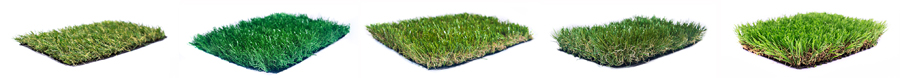 banner artificial grass