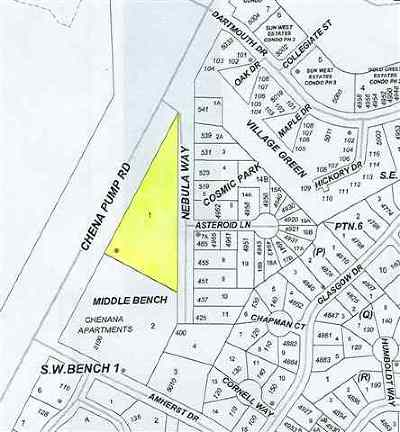 Residential Lots & Land For Sale: Lot 1 Chena Pump Road
