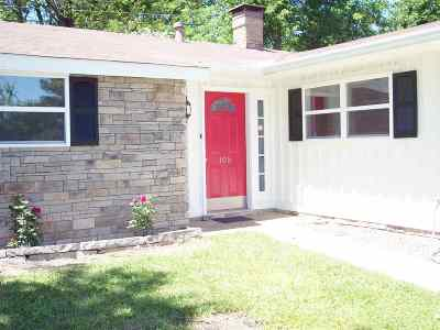 Hot Springs AR Single Family Home Active - Contingent: $150,000
