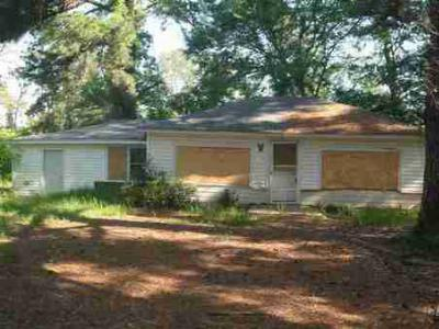 Hughes Springs TX Single Family Home Sold By Listing Office: $8,500