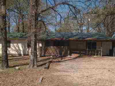 New Boston TX Single Family Home Sold By Listing Office: $45,000