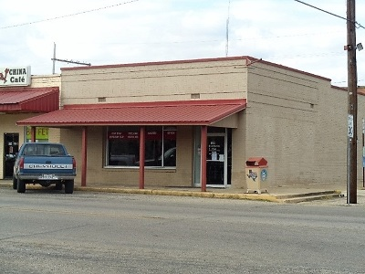 New Boston TX Commercial For Sale: $60,000