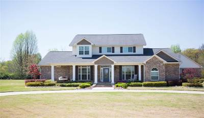 New Boston TX Single Family Home For Sale: $449,900