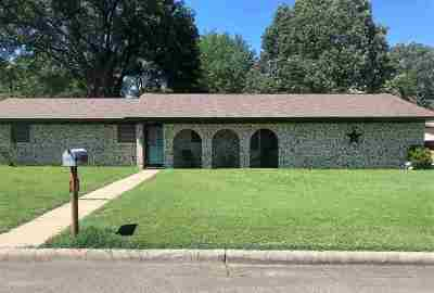 New Boston TX Single Family Home For Sale: $99,900