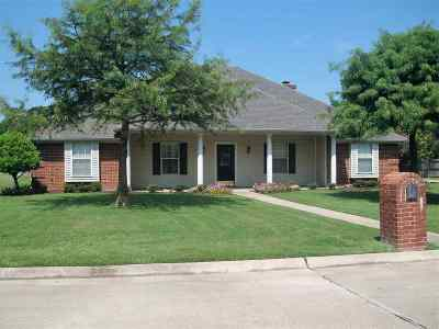Texarkana TX Single Family Home For Sale: $290,000