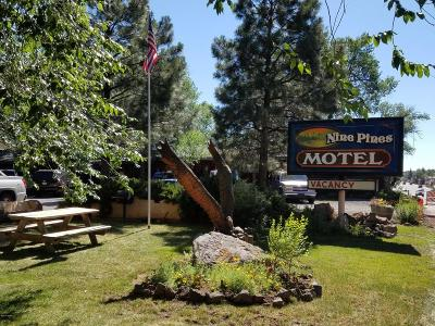 Pinetop AZ Commercial For Sale: $749,900