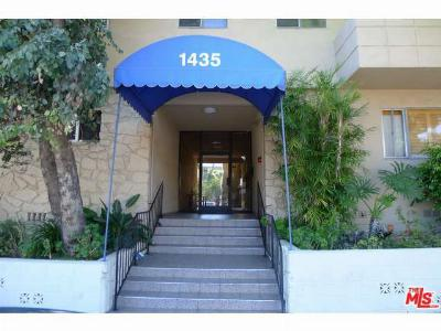 Rental Sold: 1435 North Fairfax Avenue #18