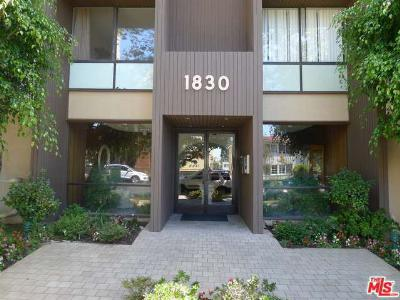 Condo/Townhouse Sold: 1830 Westholme Avenue #309