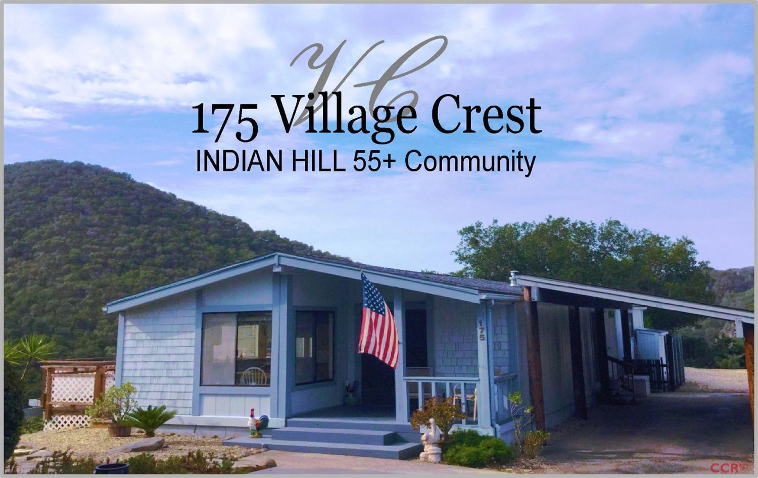 Indian Hill Community Avila Beach Ca