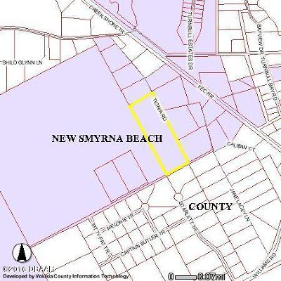 New Smyrna Beach FL Residential Lots & Land For Sale: $695,000
