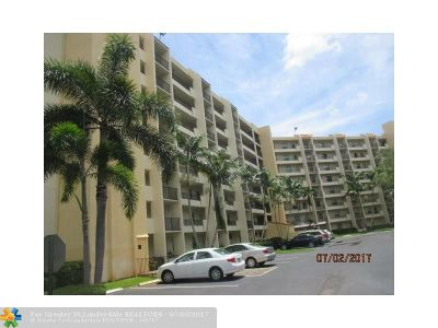 Lauderhill FL Condo/Townhouse Sold: $89,900