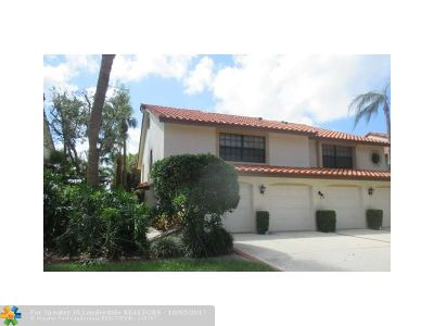 Boca Raton FL Condo/Townhouse Sold: $260,000