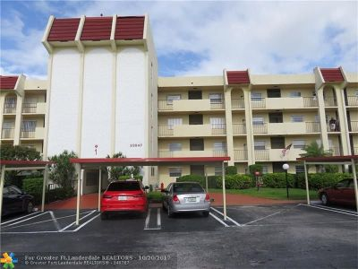 Boca Raton FL Condo/Townhouse Sold: $102,600
